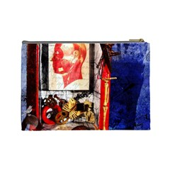 By Jessica   Cosmetic Bag (large)   G3gqct8dlpav   Www Artscow Com Back