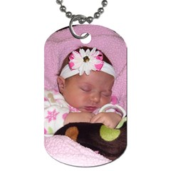 Kiera s Dog Tag By Stephanie   Dog Tag (two Sides)   8rlbeummm1va   Www Artscow Com Back