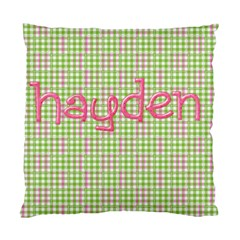 Haydens Pillow By Brooke Burnie   Standard Cushion Case (two Sides)   E98u0778q1x7   Www Artscow Com Front