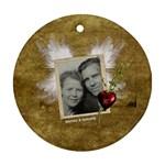 Memory Ornament - Ornament (Round)