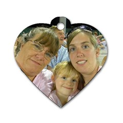 Heart Dogtag By Faith Hale   Dog Tag Heart (two Sides)   Q1lg57ebjjq6   Www Artscow Com Back
