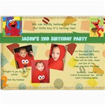 birthday 2 - 5  x 7  Photo Cards