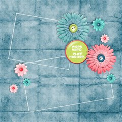Fresh & Funky Quick Pages By Mikki   Scrapbook Page 12  X 12    Wy7g2aic30wx   Www Artscow Com 12 x12 Scrapbook Page - 9