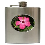 hawaii flask 1 - Hip Flask (6 oz)