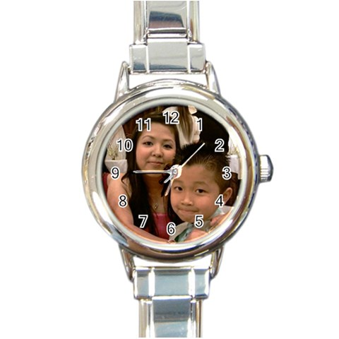 By Kelvin Phan   Round Italian Charm Watch   A391e70igyh8   Www Artscow Com Front