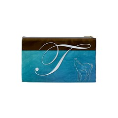 T s Cosmetic Bag By Deborah Mobley   Cosmetic Bag (small)   Uo5owfjgdvhj   Www Artscow Com Back