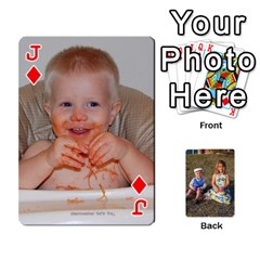 Jack Deck Of Cards By Amy Losh   Playing Cards 54 Designs   Ss4cfc2lql4w   Www Artscow Com Front - DiamondJ