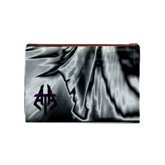 Htaa Cosmetic Bag  silnel  By Rob Stangle   Cosmetic Bag (medium)   K2hupsdx9r2q   Www Artscow Com Front