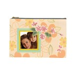 flower bag - Cosmetic Bag (Large)