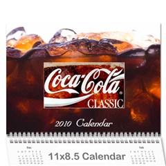 2010 Calendar By Anna Marie   Wall Calendar 11  X 8 5  (12 Months)   Tdugng6b3tzm   Www Artscow Com Cover