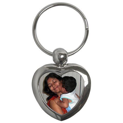 Keychain By Anu   Key Chain (heart)   6ib1z9l7pnkb   Www Artscow Com Front