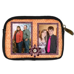 Kaitlyn s Camera Bag By Faith Hale   Digital Camera Leather Case   I79qp4n1jzbx   Www Artscow Com Back