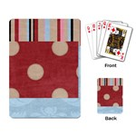 Playing cards!!! - Playing Cards Single Design