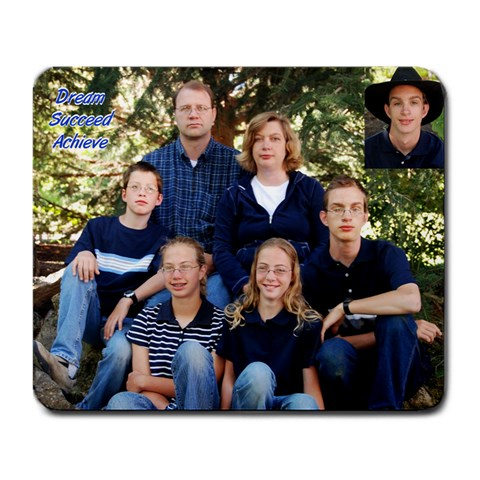 Blakemousepad2 By Nancy Powell   Large Mousepad   Mny59e9ow8dl   Www Artscow Com Front