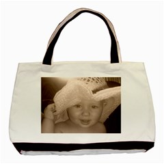 Send To Peggy By Sandra Dawson   Basic Tote Bag (two Sides)   Mx2dogqlnald   Www Artscow Com Front