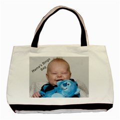 Send To Peggy By Sandra Dawson   Basic Tote Bag (two Sides)   Mx2dogqlnald   Www Artscow Com Back