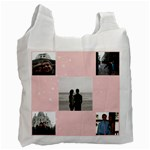 reusuable bag-jenny - Recycle Bag (Two Side)
