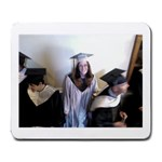 graduation mousepad - Large Mousepad