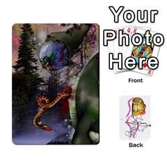Jack Art Portfolio By Chelsey Scott   Playing Cards 54 Designs   81vru5w55ko8   Www Artscow Com Front - HeartJ