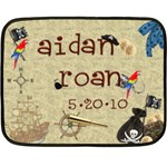aidan - Mini Fleece Blanket