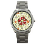 RELOJ FLOR - Sport Metal Watch