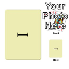 Book Of Mormon Flash Cards By Jessica Navarro   Multi Purpose Cards (rectangle)   2961tpdxf2on   Www Artscow Com Front 1