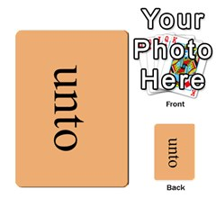 Book Of Mormon Flash Cards By Jessica Navarro   Multi Purpose Cards (rectangle)   2961tpdxf2on   Www Artscow Com Front 11