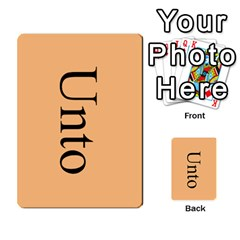 Book Of Mormon Flash Cards By Jessica Navarro   Multi Purpose Cards (rectangle)   2961tpdxf2on   Www Artscow Com Back 11