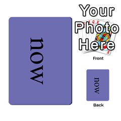 Book Of Mormon Flash Cards By Jessica Navarro   Multi Purpose Cards (rectangle)   2961tpdxf2on   Www Artscow Com Front 34