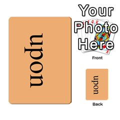 Book Of Mormon Flash Cards By Jessica Navarro   Multi Purpose Cards (rectangle)   2961tpdxf2on   Www Artscow Com Front 46