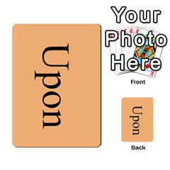 Book Of Mormon Flash Cards By Jessica Navarro   Multi Purpose Cards (rectangle)   2961tpdxf2on   Www Artscow Com Back 46