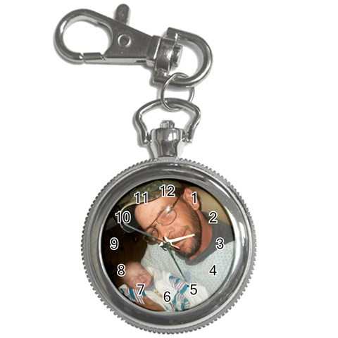 Pocket Watch By Tonya Smith   Key Chain Watch   Usudlkcafpue   Www Artscow Com Front