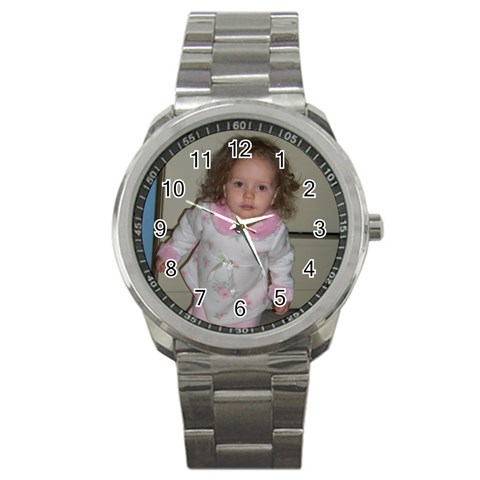 By Amy Merrill   Sport Metal Watch   Pkr6si5ebkge   Www Artscow Com Front