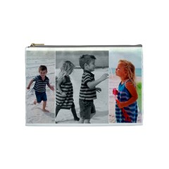 Babies By Mary Stewart   Cosmetic Bag (medium)   Aczeqzfhxka6   Www Artscow Com Front