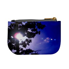 Sun Thru Tree   Imagination (lauren Bacall) By Jessica   Mini Coin Purse   5zl0q86dtaue   Www Artscow Com Back