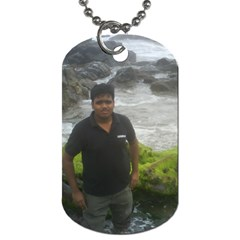 Tag By Venkata Karthik   Dog Tag (two Sides)   19l6gfp1rilu   Www Artscow Com Front