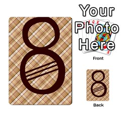 Alpha Cards By Carissa   Multi Purpose Cards (rectangle)   Gtwlzpnfqmce   Www Artscow Com Front 53