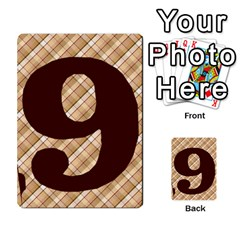 Alpha Cards By Carissa   Multi Purpose Cards (rectangle)   Gtwlzpnfqmce   Www Artscow Com Front 54