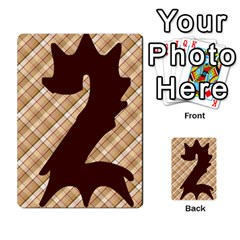 Alpha Cards By Carissa   Multi Purpose Cards (rectangle)   Gtwlzpnfqmce   Www Artscow Com Front 47