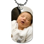 baby cj - Dog Tag (Two Sides)