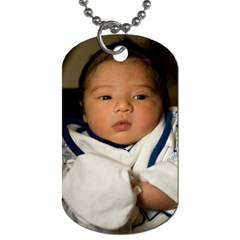 Baby Cj By J   Dog Tag (two Sides)   Gvfxpbalbl4d   Www Artscow Com Back