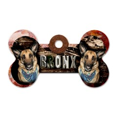 Bronxtag By Lily Hamilton   Dog Tag Bone (two Sides)   0lbodpq0vmey   Www Artscow Com Back