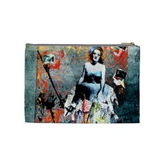 By Jessica   Cosmetic Bag (medium)   Mjo0oe43thhh   Www Artscow Com Back