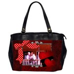 nannie2 - Oversize Office Handbag (2 Sides)