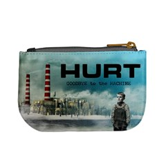 Hurt By Coon   Mini Coin Purse   Ikcpbqn4hzg8   Www Artscow Com Back