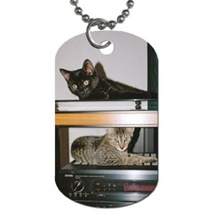 Our Best Friend! By Maria   Dog Tag (two Sides)   J06pga2vspy2   Www Artscow Com Back