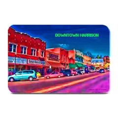 Harrison Arkansas Placemats By Kathy Tarochione   Plate Mat   Zhsyjp7i0ft8   Www Artscow Com 18 x12 Plate Mat - 4