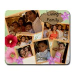 lising s mouse pad - Large Mousepad