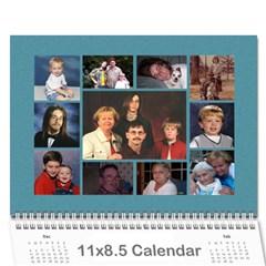 Calendar 2009 By Judy   Wall Calendar 11  X 8 5  (12 Months)   9ria1el6hg8j   Www Artscow Com Cover