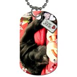 Looney s Dog Tag II - Dog Tag (One Side)